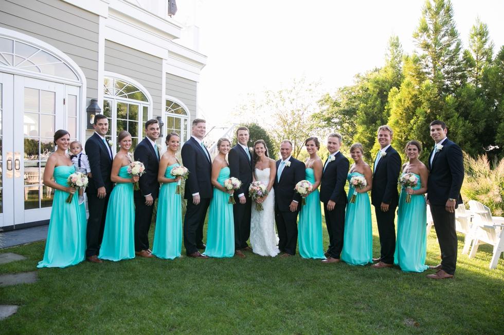 Donna Morgan Bridesmaid - Traveling Philadelphia Wedding Photography