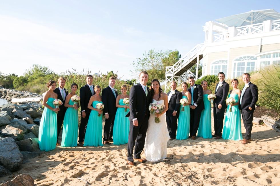 Donna Morgan Wedding Party - Traveling Philadelphia Wedding Photography