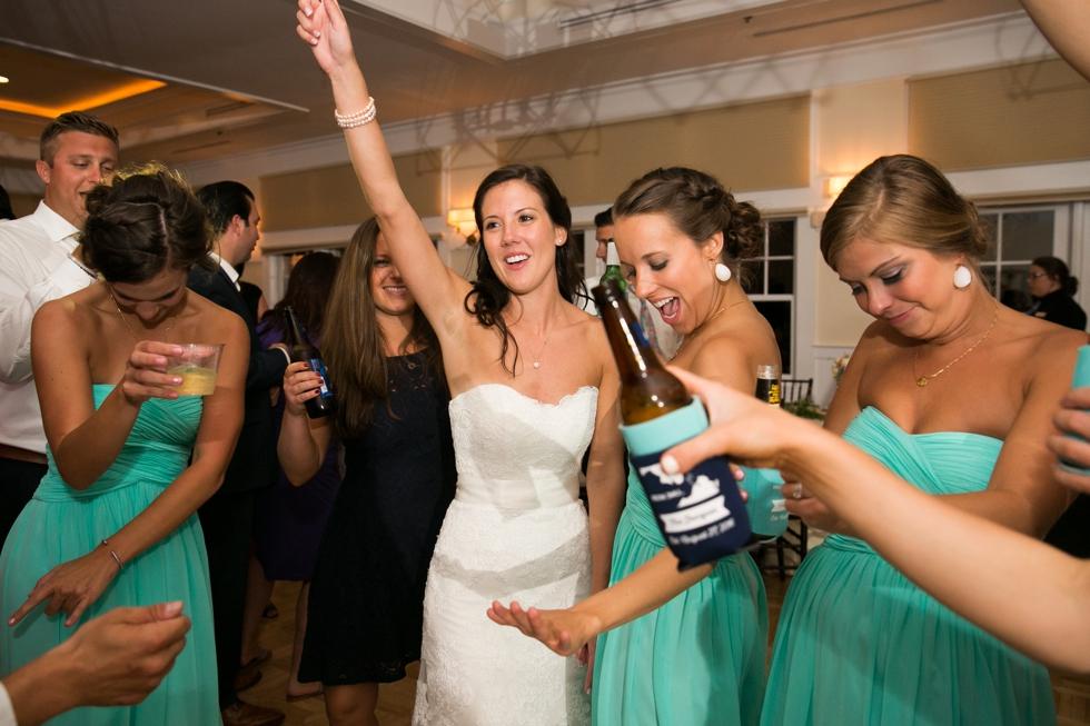 Sunset Ballroom Reception - Chesapeake Bay Beach Club - Philly Wedding Photographer