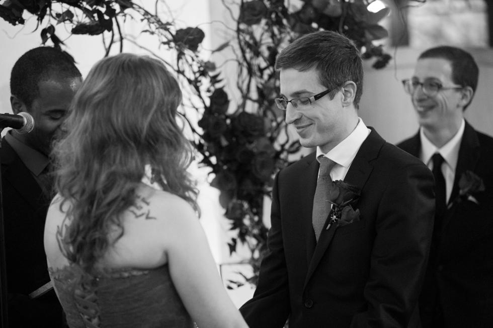 Playful Bucks County wedding photographers