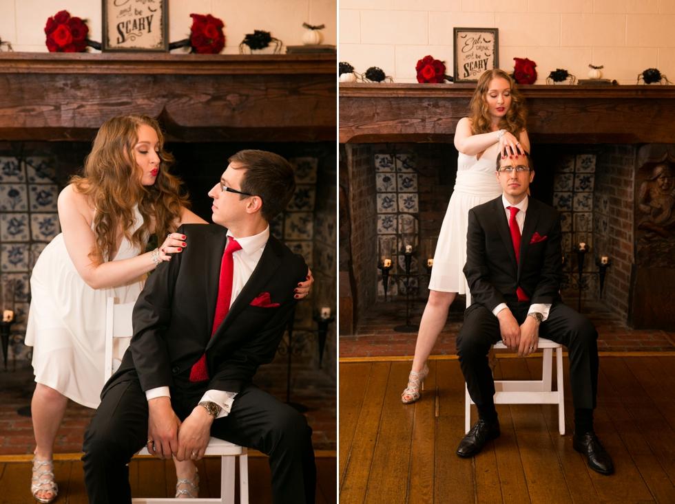 Pennsylvania wedding photographers - Indoor Rainy Wedding