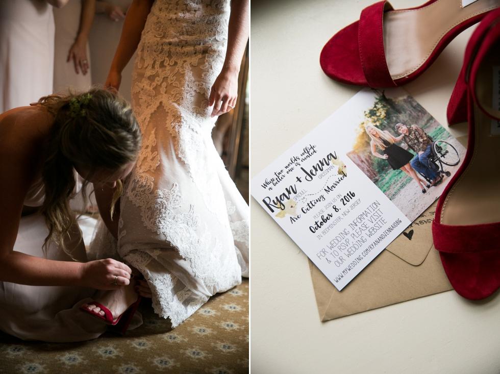 Philadelphia Wedding Photographer - Fiddlers Elbow Country Club