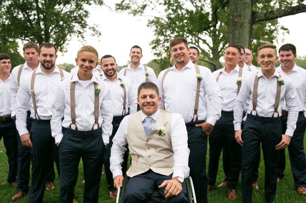 Bedminster New Jersey Wedding Photographer - Fiddlers Elbow Country Club