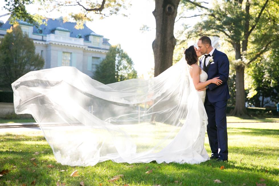 United States Naval Academy Wedding Photographer - Jade and David Kircus