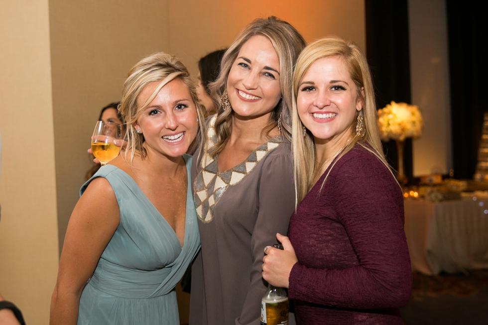 Annapolis Westin Hotel Wedding Reception