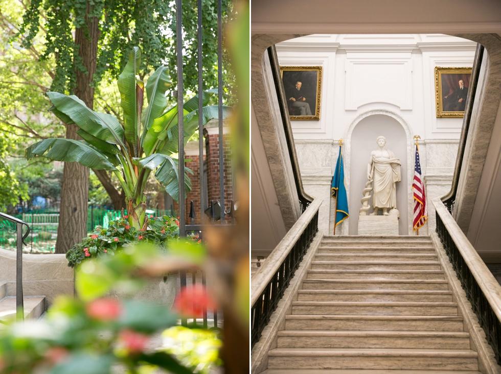 College of Physicians Philadelphia Wedding Venue - Center City Photographer
