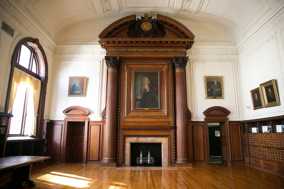 College of Physicians Philadelphia Wedding Venue - Rittenhouse Square