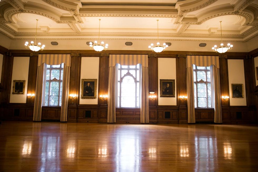 Philadelphia Wedding Photography - College of Physicians Philadelphia Venue