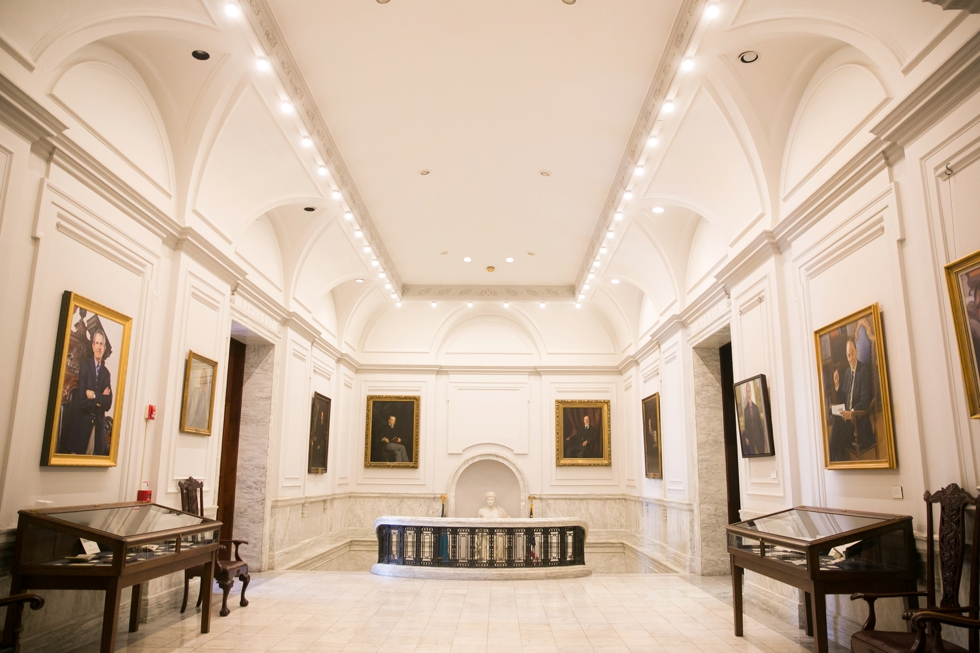 Philadelphia Wedding Venue - College of Physicians