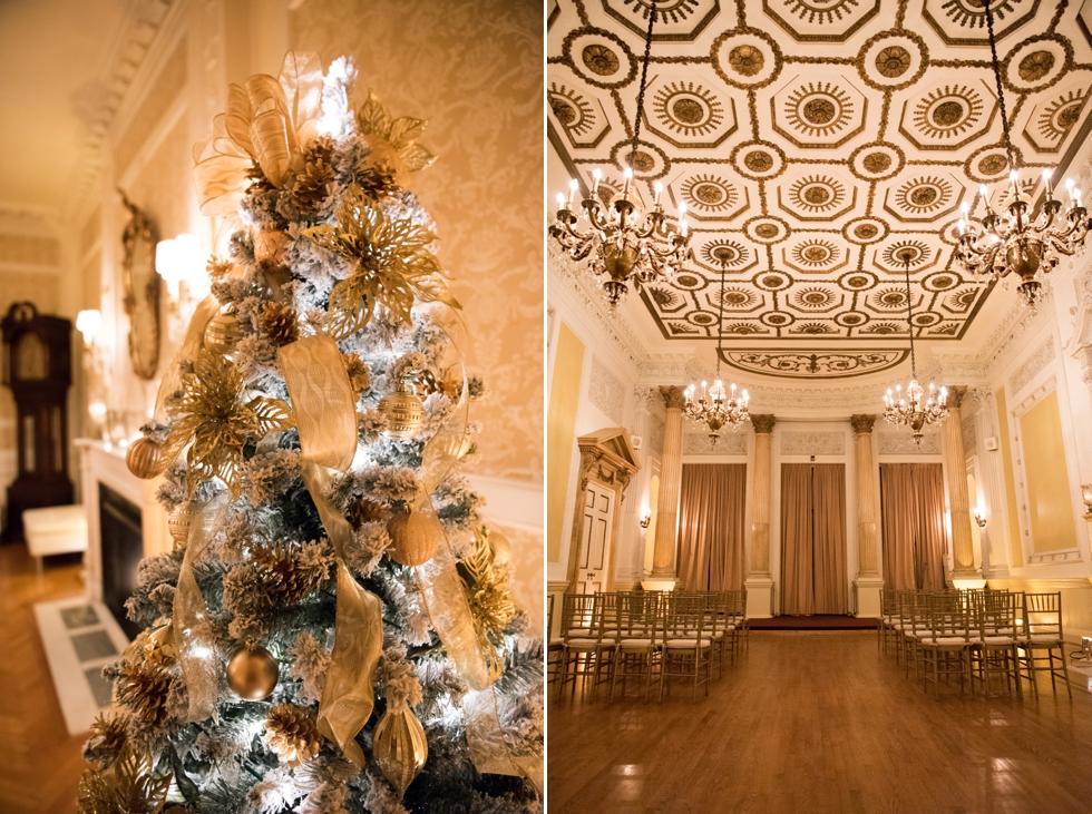 Stotesbury Mansion - Philadelphia Wedding Venue