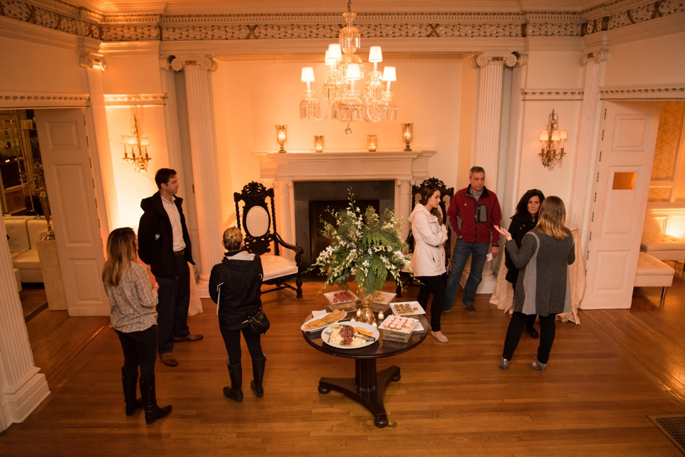 FEASTIVITIES Caterers in Philadelphia - Stotesbury Mansion Wedding