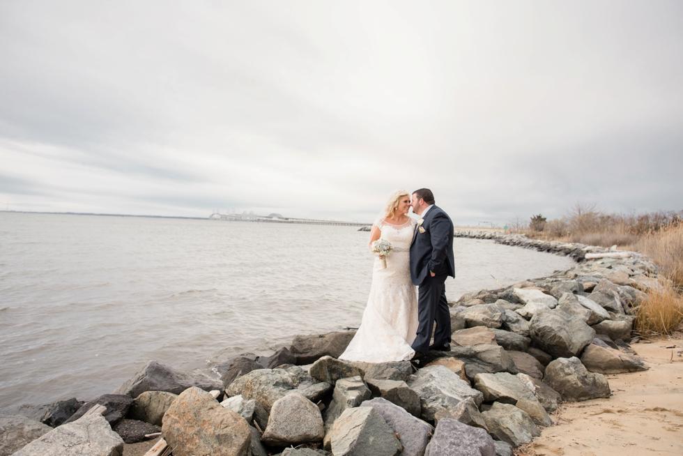 Best Philadelphia Wedding Photographer - 2016 Wedding Recap - Chesapeake Bay Beach Club New Years Eve
