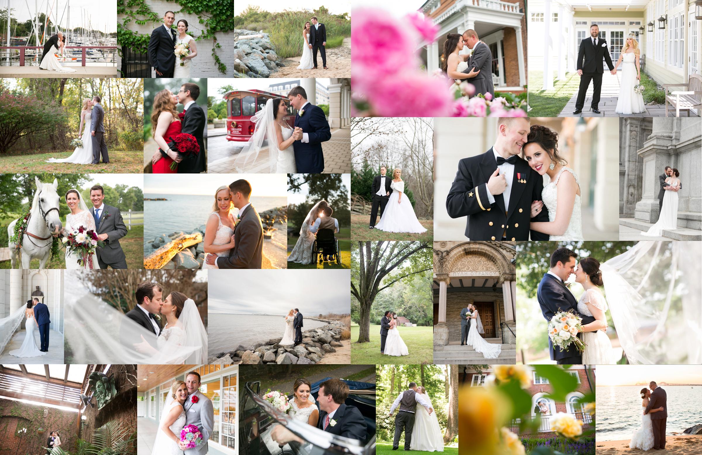 Best Philadelphia Wedding Photographer - 2016 Wedding Recap
