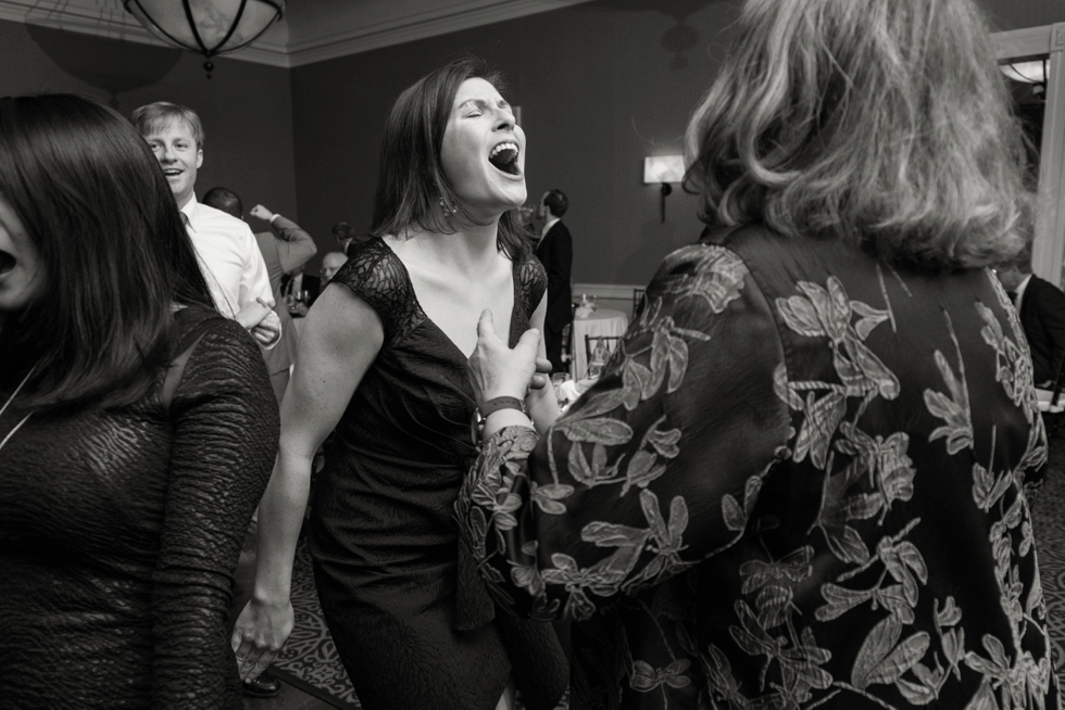 New Years Eve Wedding Reception at the Tidewater Inn - Associate Caitlin - Round Midnight Band