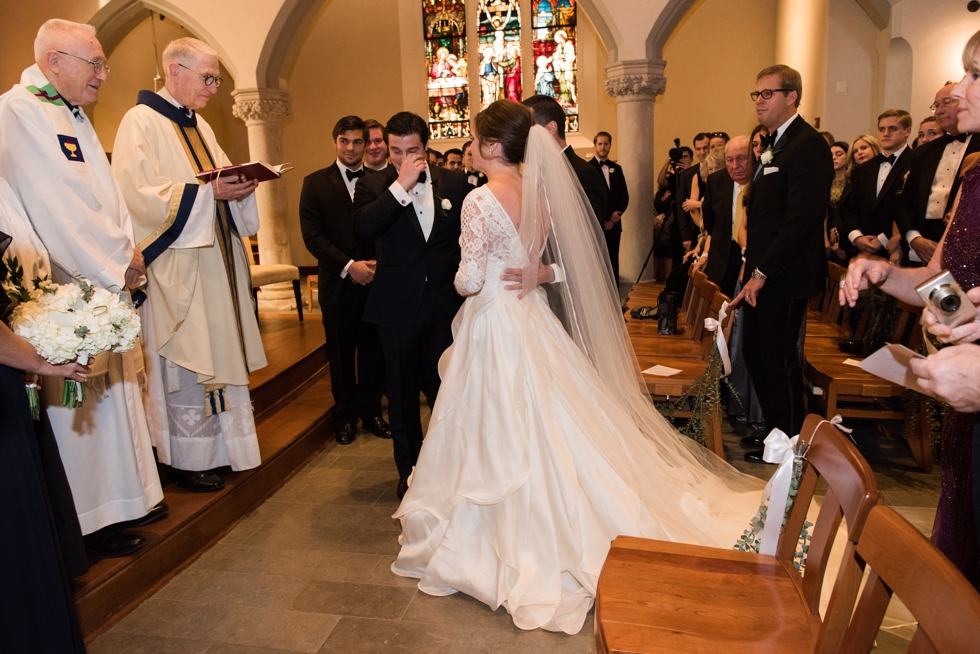Georgetown University Four Seasons Hotel Wedding