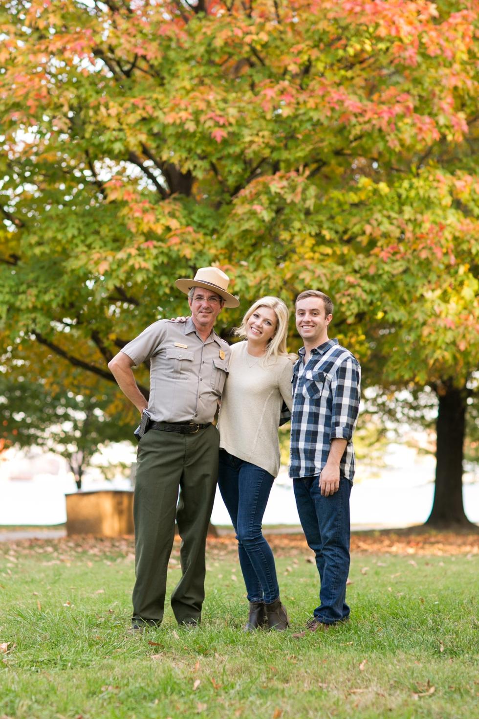 Fort McHenry baltimore engagement - Destination Engagement Photographer in Philadelphia PA