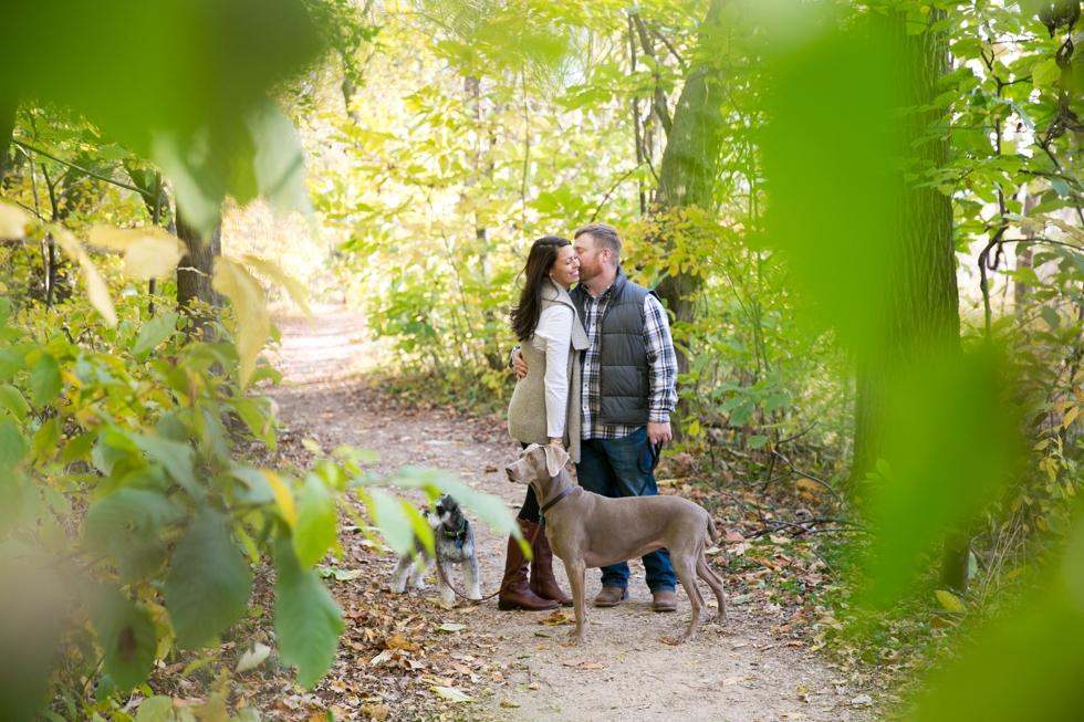 Roosevelt Island Engagement - Philadelphia Wedding Photographers