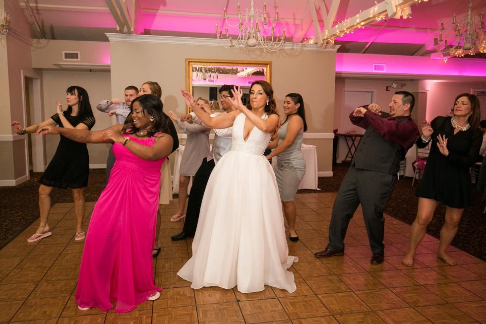 Intimate Maryland Wedding Celebration - Crofton Country Club