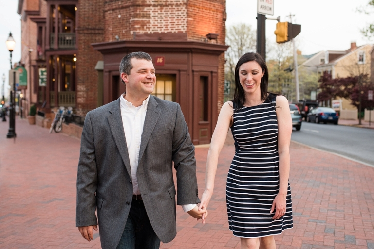 Traveling Engagement Photographer in Annapolis Maryland