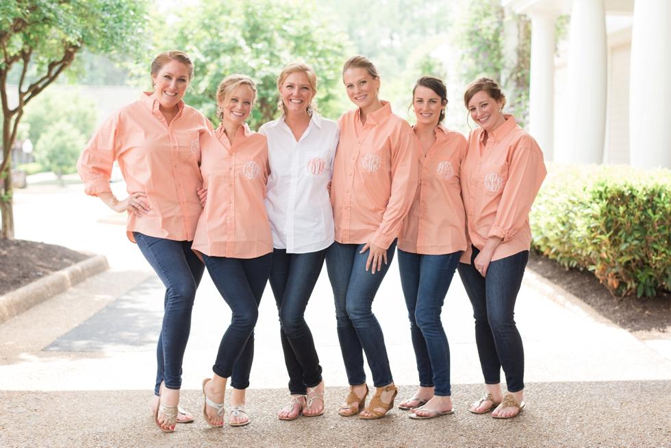 Tiffany's Bridal Richmond VA - Two Rivers Country Club Bridal Prep