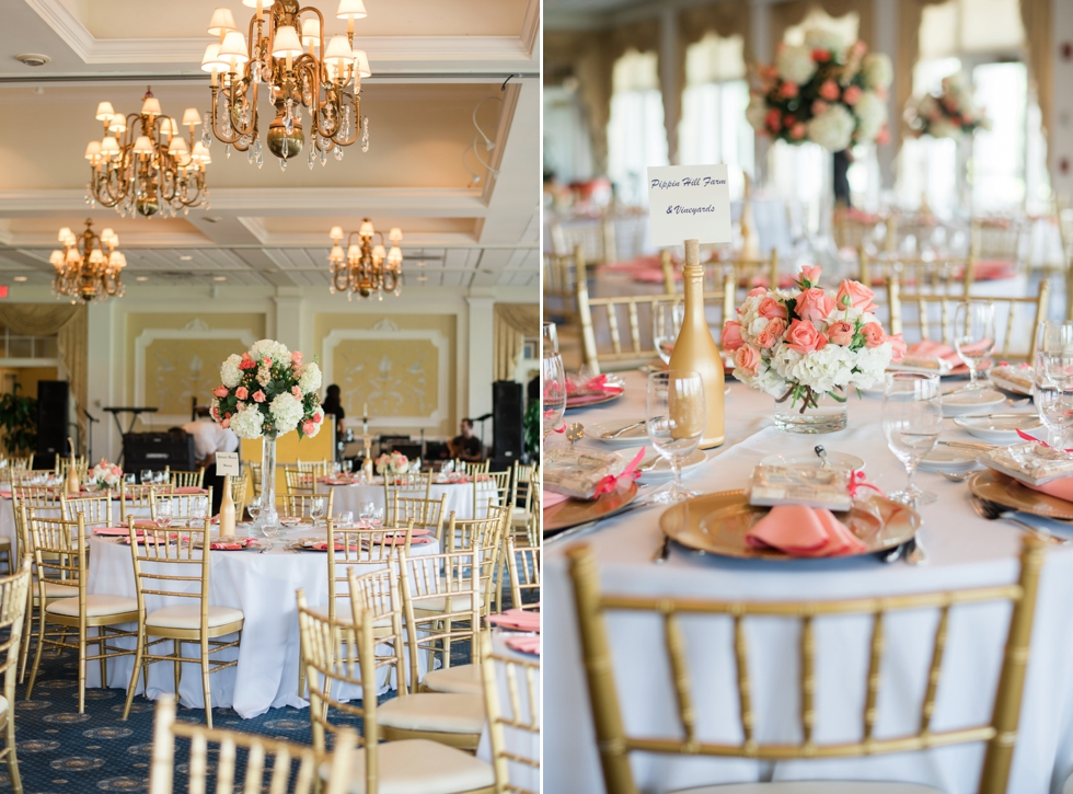 Destination Wedding in Williamsburg VA - The Flower Cupboard