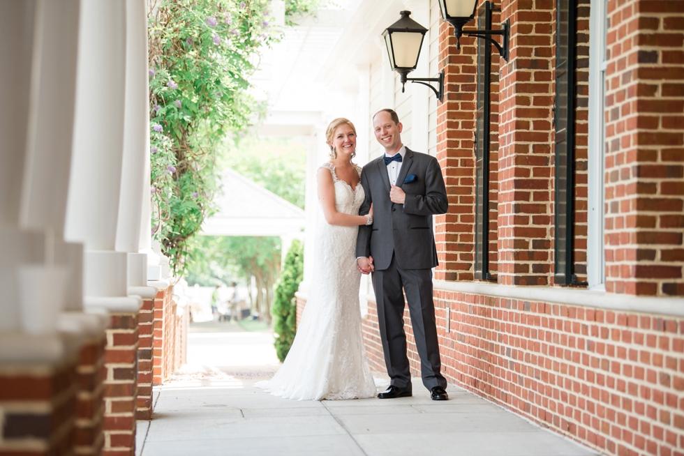 Destination Wedding in Williamsburg VA - Two Rivers Country Club Wedding