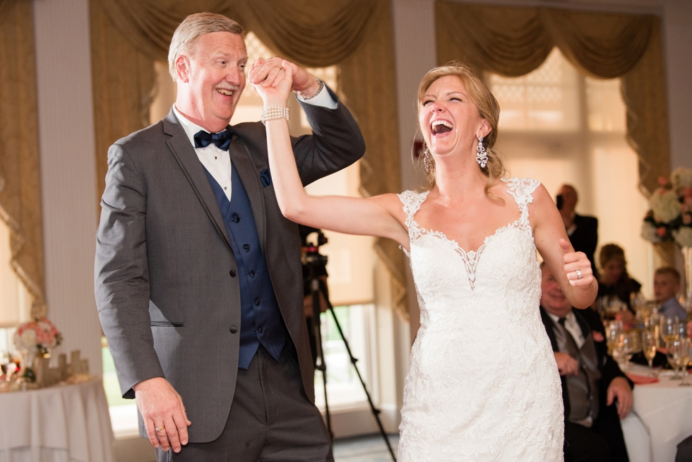 Destination Wedding Photographer in Williamsburg VA -Two Rivers Country Club Parent Dance