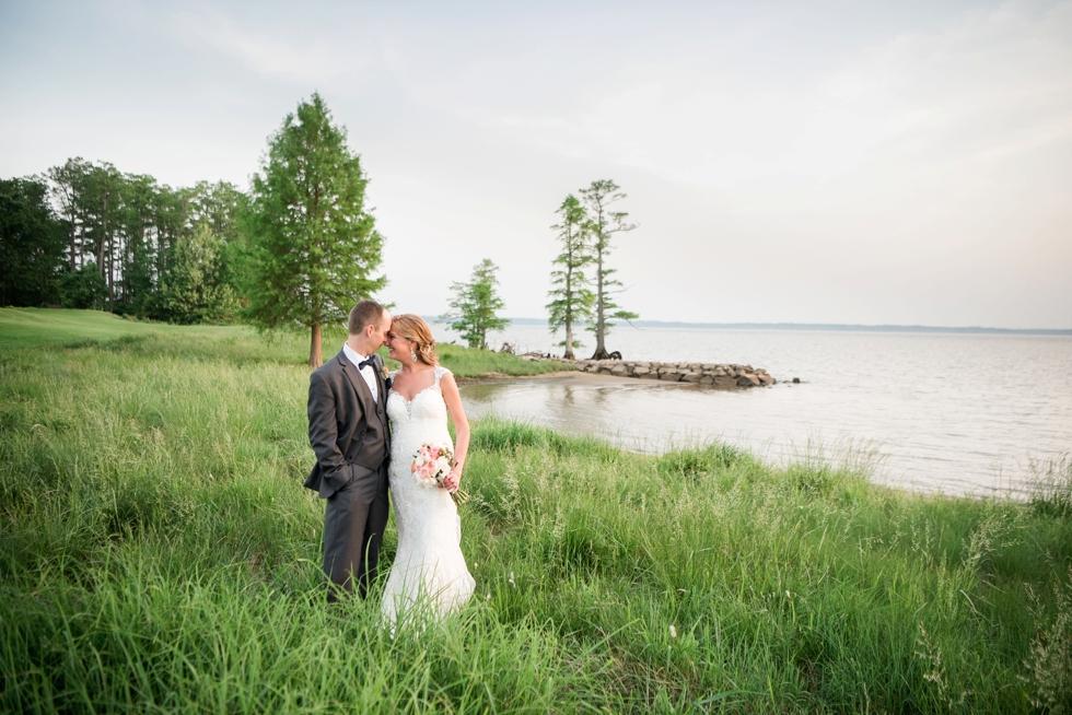 Destination Wedding Photographer - James River Williamsburg