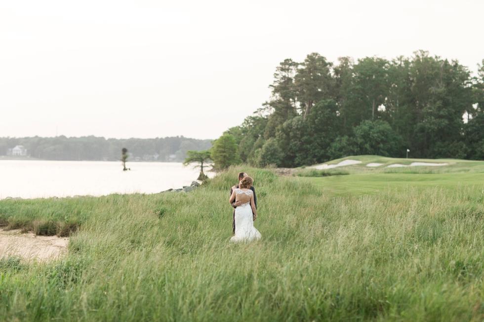 Williamsburg VA Wedding Photographer - James River Williamsburg