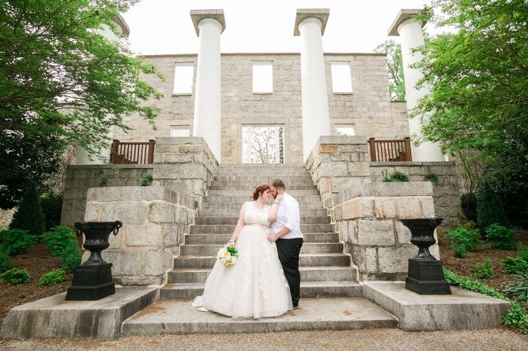 Patapsco Female Institute Wedding in Ellicott City - Maryland Wedding Photographer