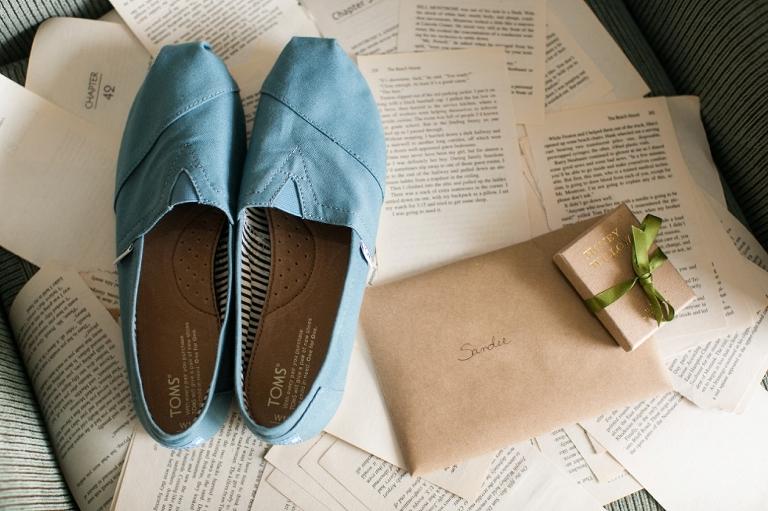 Turf Valley Resort in Baltimore - Toms wedding shoes