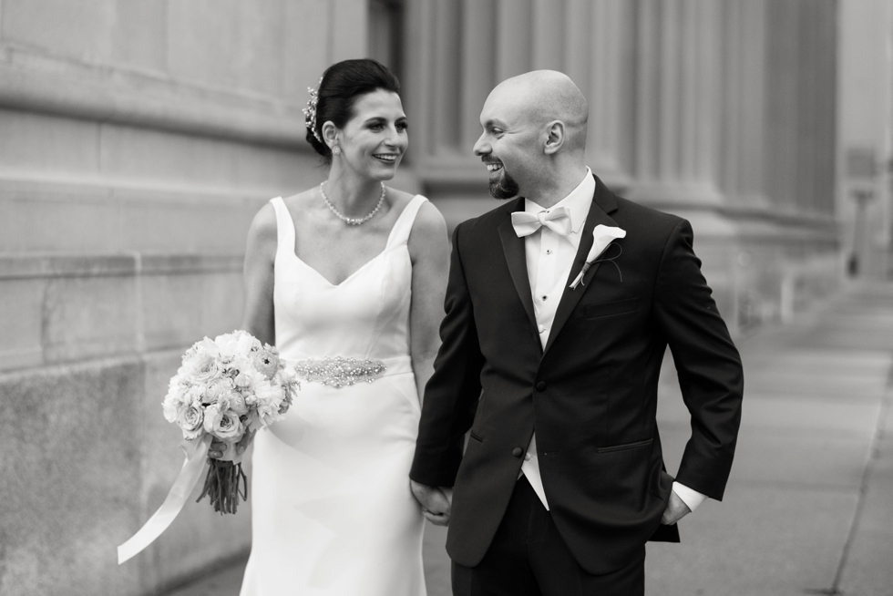 Wedding at Belvedere Hotel in Baltimore, MD - Betsy Robinson's Bridal