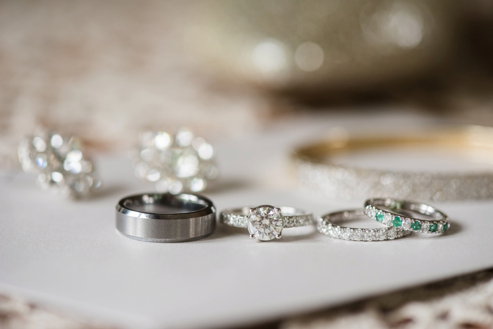 Belvedere Hotel Wedding Photography - Reflections fine jewelry