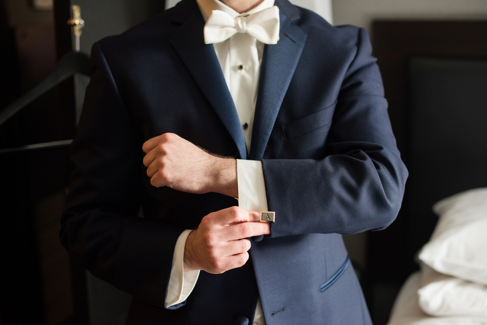 Lord Baltimore hotel Baltimore wedding - Tuxedo House