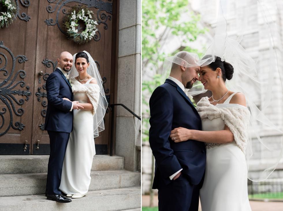 Corpus Christi Church Wedding Photographs - Betsy Robinson's Bridal