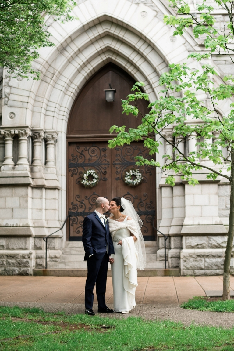 Corpus Christi Church Wedding Photographs - Betsy Robinson's Bridal