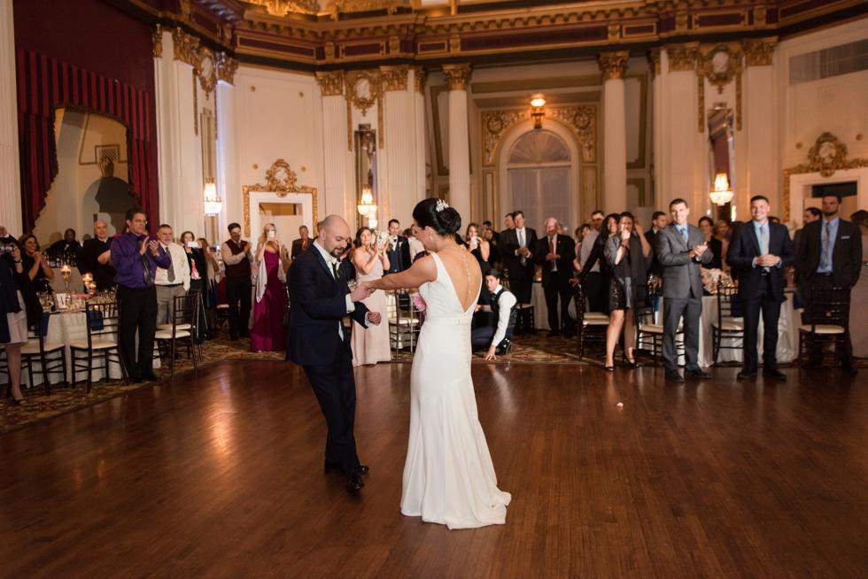 Traveling Philadelphia Wedding photographer -Belvedere & Co Events
