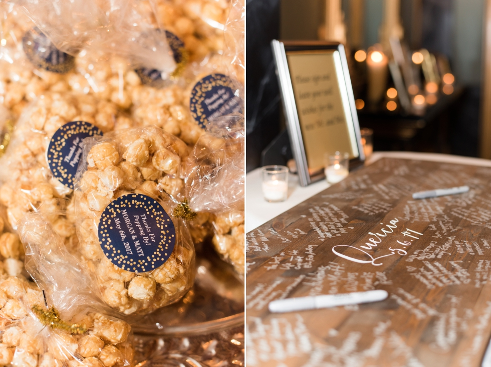 Wedding at Belvedere Hotel in Baltimore, MD -Belvedere & Co Events