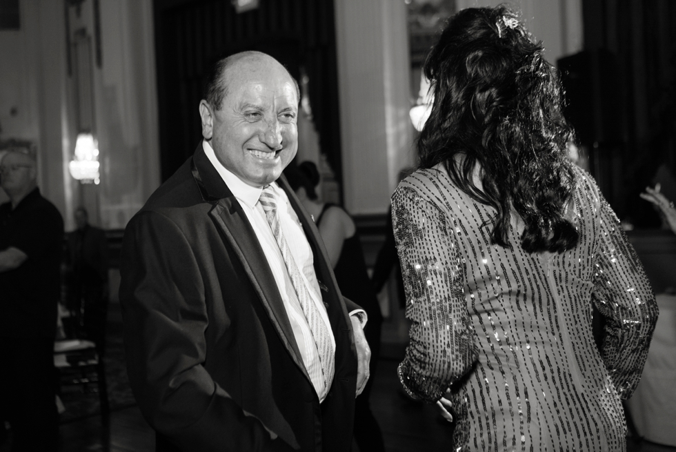 Belvedere & Co Events 12th floor wedding reception