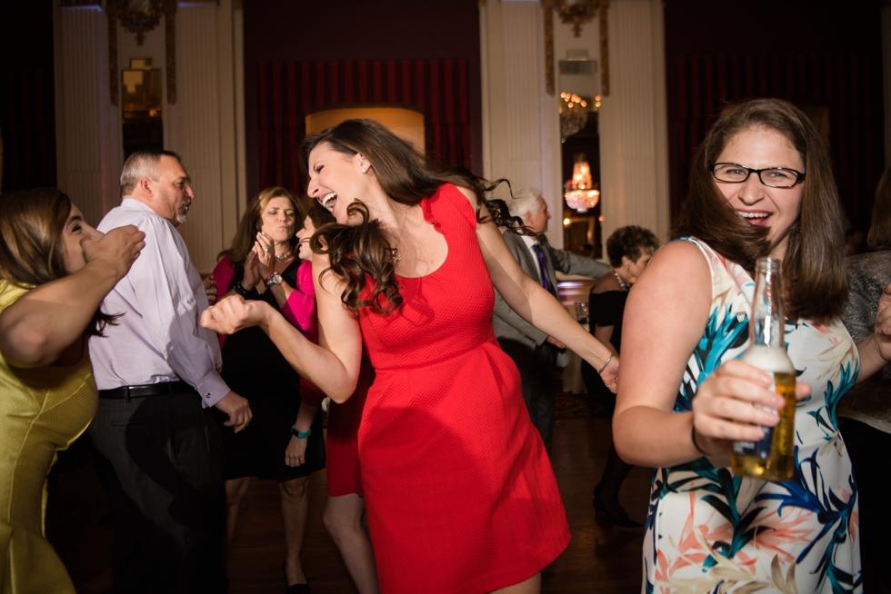 Belvedere & Co Events wedding reception photos 12th floor