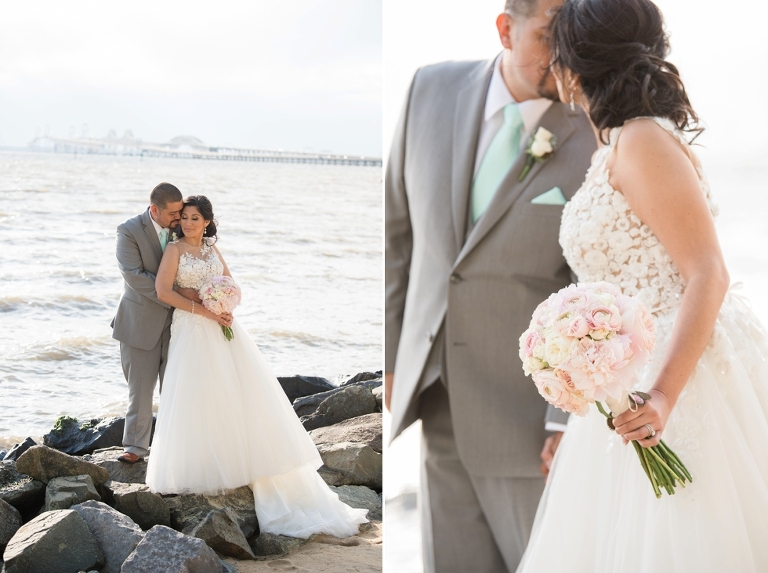 Chesapeake Bay Beach Club Wedding in Tavern Ballroom