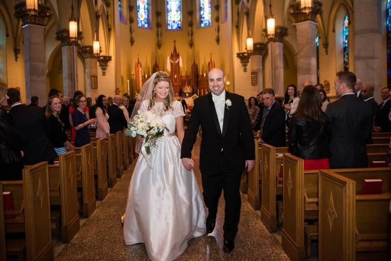 Immaculate Conception Church Ceremony