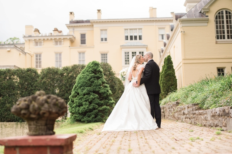 Evergreen Museum Wedding in Baltimore MD
