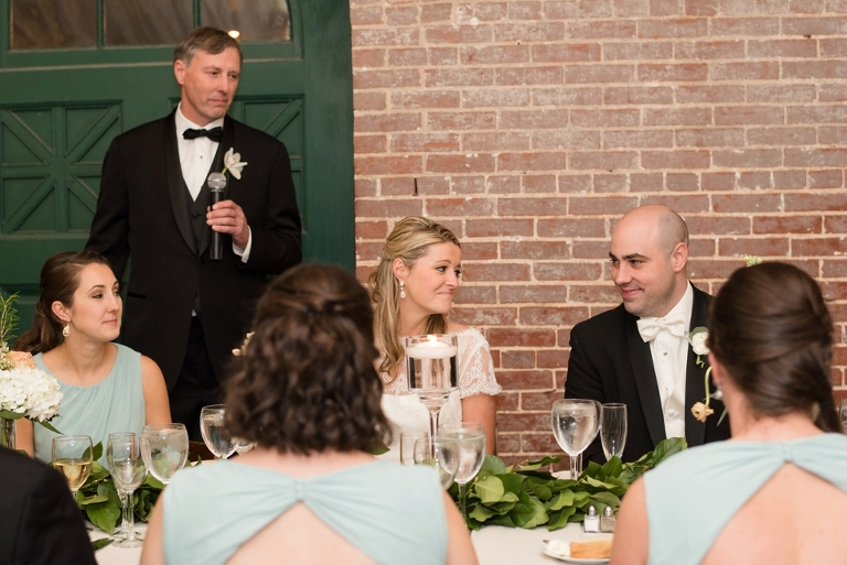 Plan it Perfect - Baltimore Maryland Wedding Reception Toasts at Evergreen Museum