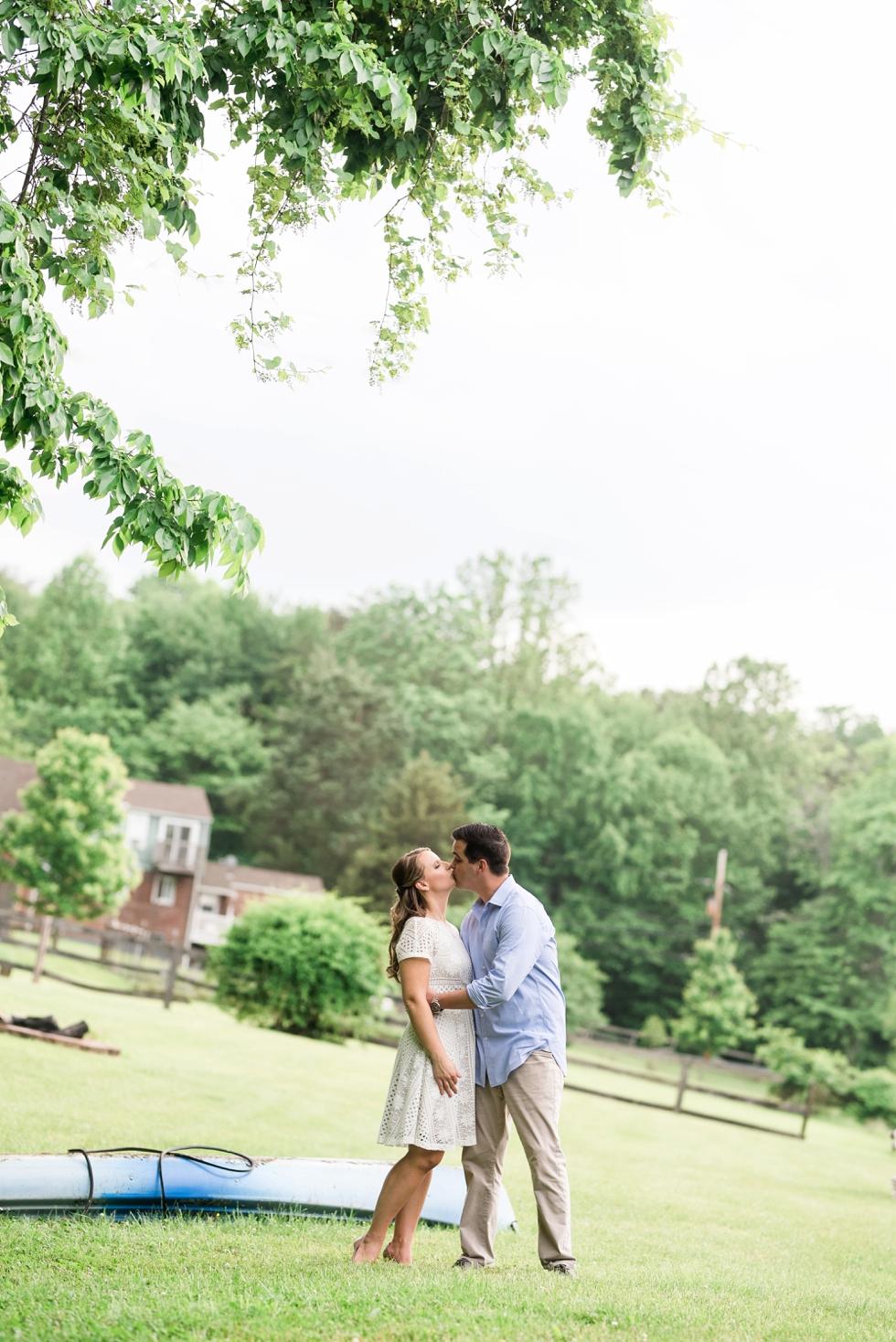 Traveling Philadelphia engagement Photographer - Elkridge Engagement