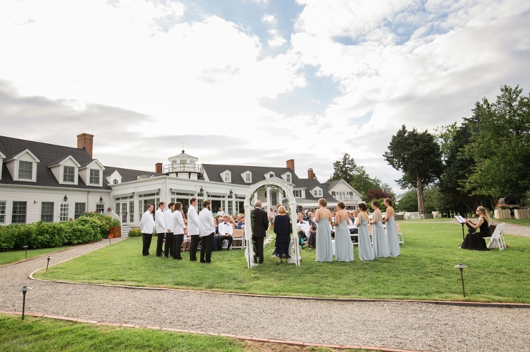 Inn at perry cabin wedding in st michaels maryland for Perry cabin st michaels