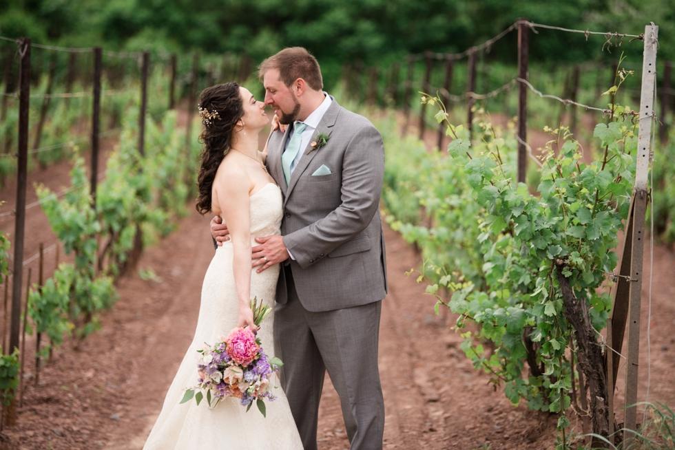 Bucks County Wedding Photographer - Sand Castle Winery Wedding