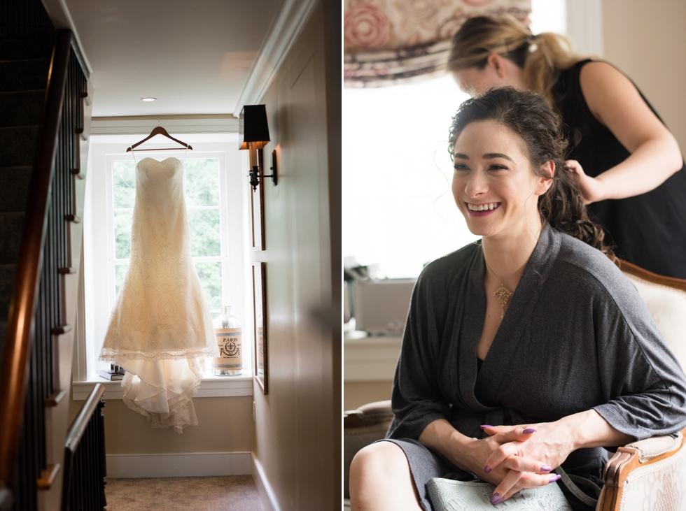 Golden Pheasant inn Wedding - Nicole Bridal Sareh Nouri - ONLO Beauty