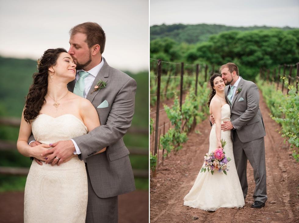Bucks County Wedding Photographer - Sand Castle Winery Spring Wedding