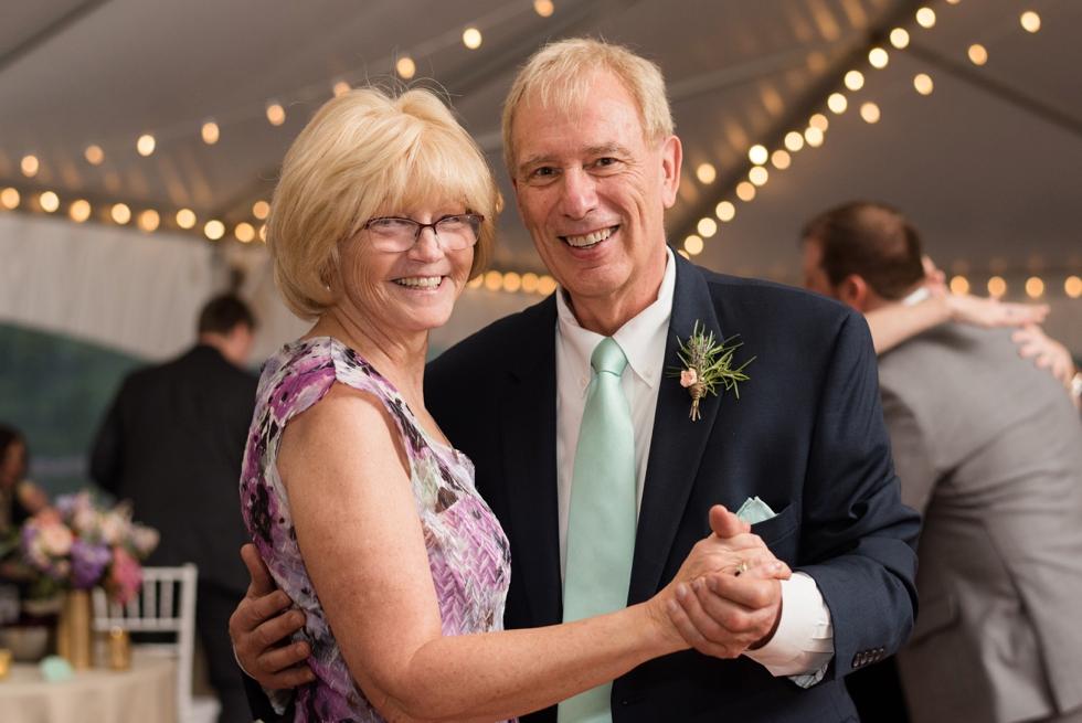 Philadelphia Wedding Reception in Bucks County